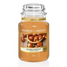 1623453e yankee candle golden chestnut large jar chataignes dorees