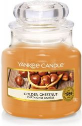 1623488e yankee candle chataignes dorees golden chestnut small jar