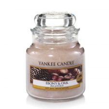 1519669e ebony oak small jar bois precieux yankee candle