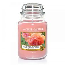 1577126e sun drench apricot rose large jar rose succulente yankee candle